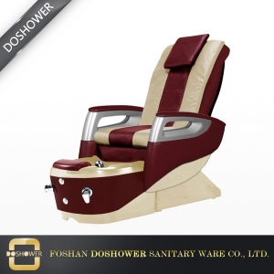 Doshwoer Beauty whirlpool european touch pedicure spa chair with basin