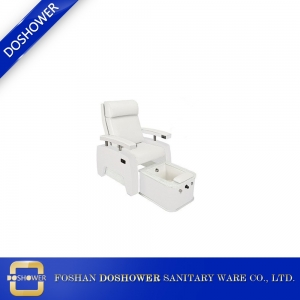 Electric manicure and pedicure set with doshower pedicure chair for pedicure spa chair wholesale