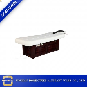 Electrical massage bed with massage bed mattress for massage bed sheet