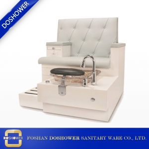 Hotest spa pedicure chairs with foot bath for beauty spa salon