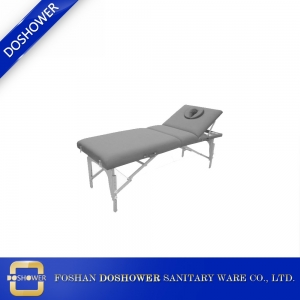 Hydraulic facial bed with thermal massage bed for spa bed massage table beauty