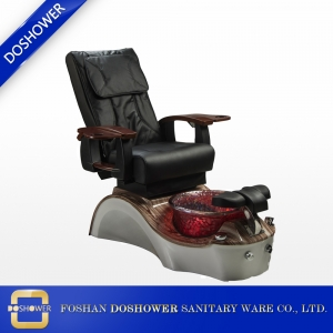 Luxury manicure pedicure chairs manufacturers used spa pedicure chair of nail salon