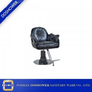 Massage barbers chair with barber chair base for latest barber chair