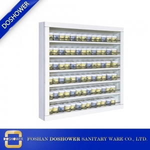 Nail Salon Furniture Factory Wholesale UV gel Nail Polish Display Rack Supplier China DS-P3