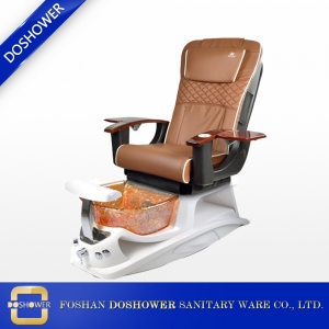 Nail Salons Pedicure Chair for Nail Spa of Beauty Salon Pedicure Chair Wholesaler DS-W19115