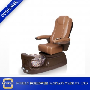 Pedicure Spa Chair with Pipeless Whirlpool Systems