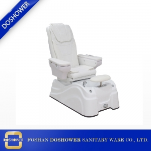 SPA Pedicure armchair with high quality PU upholstery of massage foot spa chair