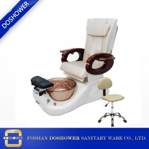 Salon Spa Pedicure Chair With Pedicure Stool Spa Equipment Wholesale DS-W89