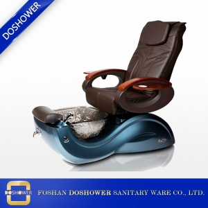 Wholesale Luxury Pedicure Chairs Used Nail Salon Equipment Pedicure Chair Factory DS-S17