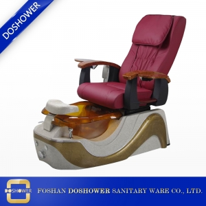 beauty salon equipment with massage chair wholesales of pedicure chair no plumbing china DS-8108