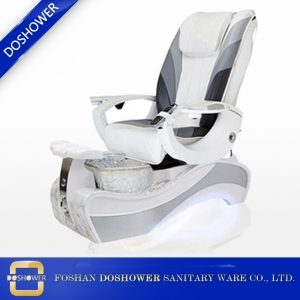 luxury spa pedicure foot massage chair pedicure grey chairs light manufacturers china DS-W9001B