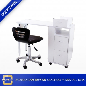manicure table factory with fashion cheap nail manicure table of manicure table for sale DS-N3