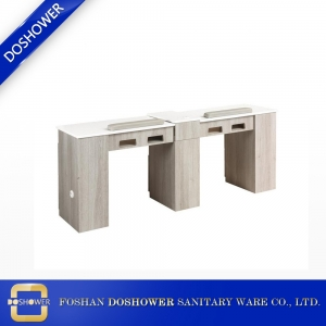 manicure tables wholesale with best manicure nail station doshower nail table factory DS-W19120