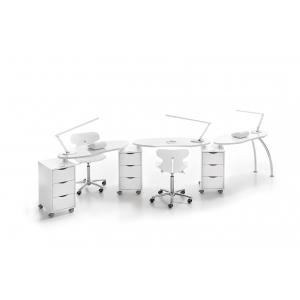 moderne Salon Maniküre Tisch Maniküre Station zum Verkauf ...