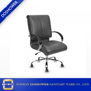 modern swivel customer nail customer chair technician chair and reception chair for sale
