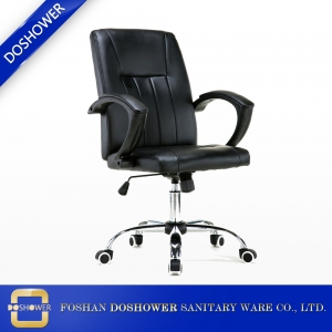nail chair spa supply for nail salon black customer chairs