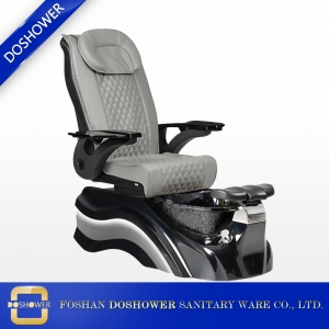 pedicure chair china black and gray pedicure chair pipeless pedicure chair supplier DS-W2013