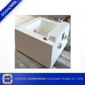 pedicure sink with ceramic pedicure sink with jets of pedicure sink bowl