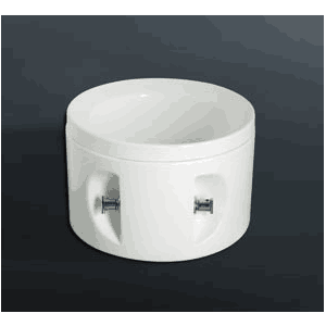 Acrylic Foot Basin Foot Pedicure Basin Luxury Pedicure