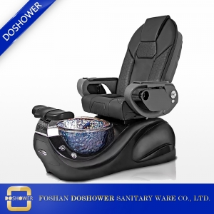 spa pedicure chair luxury black pedicure chair wholesale pedicure spa chair manicure china DS-W2023