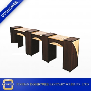 table manicure with double manicure table for nail salon furniture manicure table