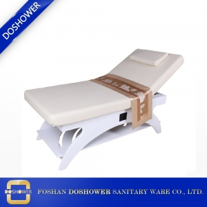 wholesale spa massage bed with spa treatment bed of beauty salon spa bed sheet DS-W1727
