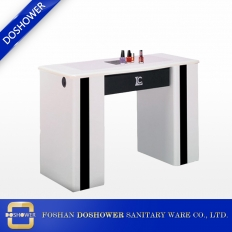 China Antique Modern New Beauty Salon Manicure Furniture Manicure Table Doshower Factory factory