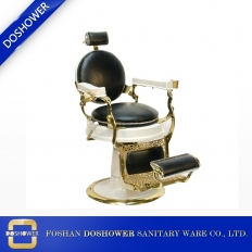 China Best Antique Barber Chair of Vintage Barber Shop with Hydraulic Salon Chair and Barber factory