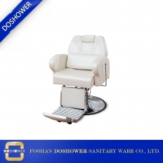 China Best quality wholesale white barbershop barber chair beauty salon cheap price barber chair DS-T245 factory