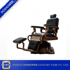 China Best selling solid wood barber chair cheap barber chair of barber chair manufacturer china factory