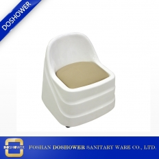 China Best small stool chair hair salon stool pedicure foot stool and salon furniture factory