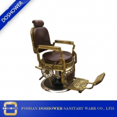 China China Classic Style Barber Chair Lieferant Heavy Duty China Vintage Barber Chair Hersteller DS-T251B-Fabrik
