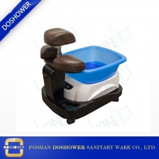 China China Foot Pedicure Basin manufacturers Portable Foot Pedicure Basin with massage surfing pedicure tub factory