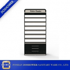 China China Nail Polish Colors Center Nail Station Manufacturer Nail Polish Organizer Dispaly Racks DS-P1 factory