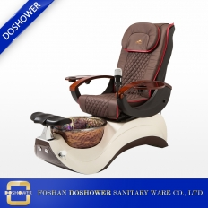 China China Pedicure Chair Manufacturer 3 Pipeless Pedicure Spa with Glass Bowl Magnetic Jet pedicure chair for wholesale factory