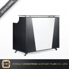China Doshower 2018 hot sale reception desk for nail salon furniture with salon reception counter factory
