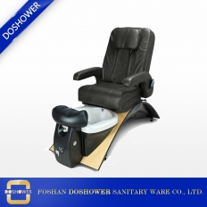 China Doshower Pedicure Spa Chair Plumbing Free Spa Pedicure Chair with reclining chair and portable tub factory