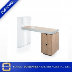 China Doshower Salon Equipment Manicure Nail Station Desk Nail Manicure Table Manufacturer China factory