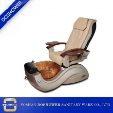 China Doshower modern pipeless pedicure foot spa massage chair nail spa chair pedicure suppliers DS-S17K factory