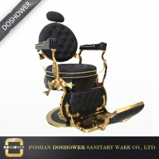 China Doshower solid wood used barber chairs for sale factory