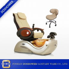 China Doshwoer manicure pedicure with pedicure unit station of massage foot spa factory