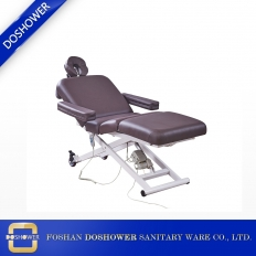 China Electric facial beauty bed salon massage chair manufacturer portable spa bed DS-T75 factory