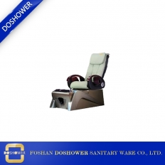 China Foot spa pedicure chair with massage office chair for spa pedicure massage chair factory