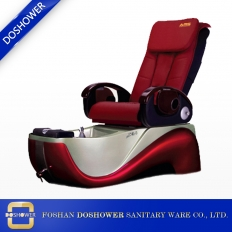 China Foshan manicure pedicure spa chair with pedicure sink bowl of pedicure chair for sale factory