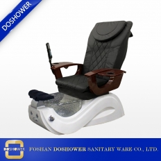 China Free Assembly Spa Antique Pedicure Chair With Bathtub Pipeless Jet Magnetic factory