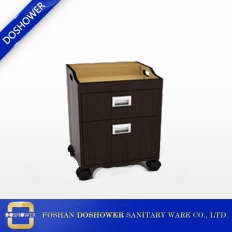 China Hot Sale Heavy Duty Utility Cart Pedicure Trolley Salon Cart DS-TR5 factory