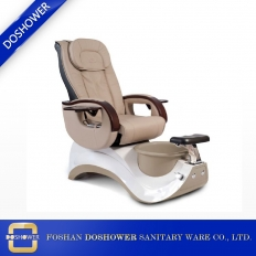China Hot Sale Spa Manicure And Pedicure Chairs With Foot Bowl factory