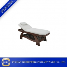 China Hot stone massage set with heater with bed massage machine for automatic massage bed factory