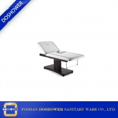 China Hot stone massage set with heater with massage bed portable for massage table electric factory