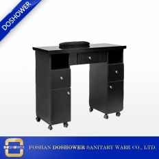 China Manicure Table and Nail Table for sale Nail Salon Furniture for sale by nail table manufacturer china factory